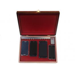 Ultrasonic Acoustic Safe-Box Spysonic