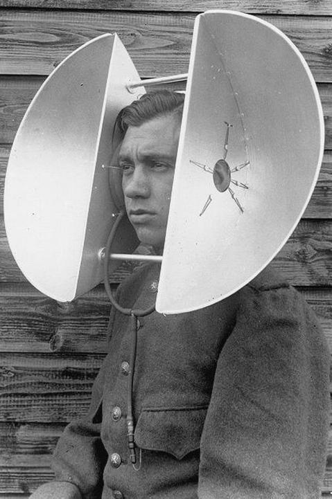 Персональная акустическая система, Голландия, 1931 г